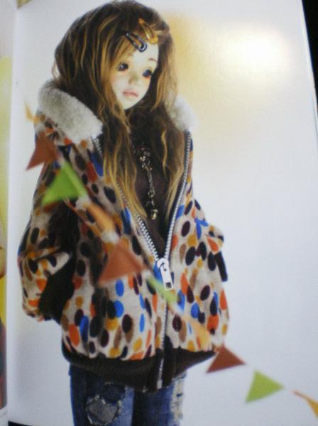 [Livre]Doll coordinate recipe / Dolly-style magazine. Imgp4112