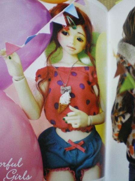 [Livre]Doll coordinate recipe / Dolly-style magazine. Imgp4113