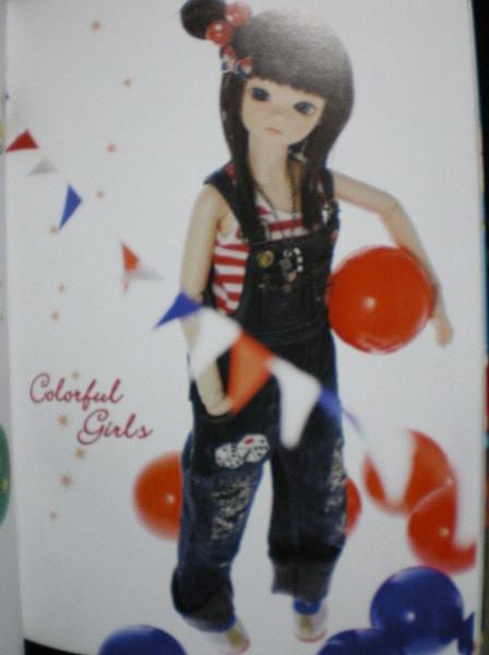 [Livre]Doll coordinate recipe / Dolly-style magazine. Imgp4114