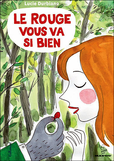 Le rouge vous va si bien de Lucie Durbiano Rouge10