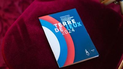 PARIS 2024 LANCE LE LABEL TERRE DE JEUX 2024 2019-026