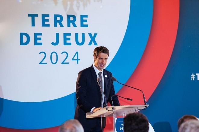 PARIS 2024 LANCE LE LABEL TERRE DE JEUX 2024 2019-027