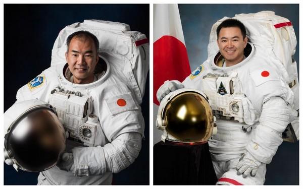 DES ASTRONAUTES JAPONAIS, AMBASSADEURS DE L'ESPACE POUR LE RELAIS DE LA FLAMME DE TOKYO 2020 Soichi10