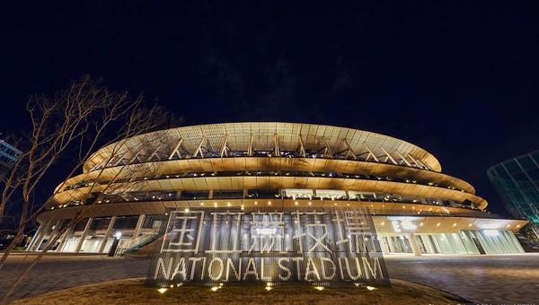 LE STADE OLYMPIQUE DE TOKYO PRÊT POUR LES JEUX Stadiu10