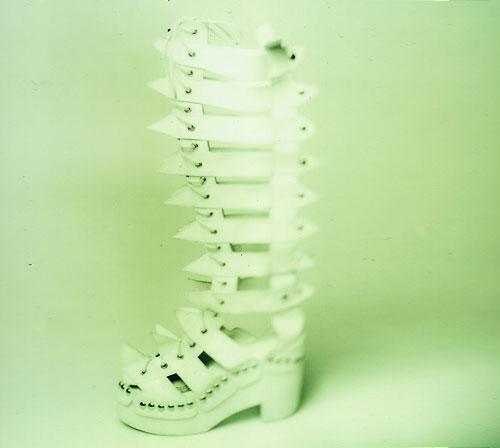 droles de chaussures Bottes10