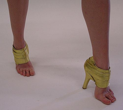 droles de chaussures Soulie11