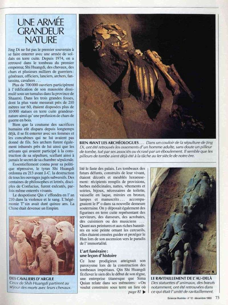 The soldiers of Eternity - Jing Di tomb discovery (French) 12192715