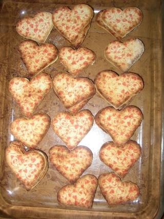 Biscuits, macarons, muffins et cupcakes de Saint Valentin Biscui11