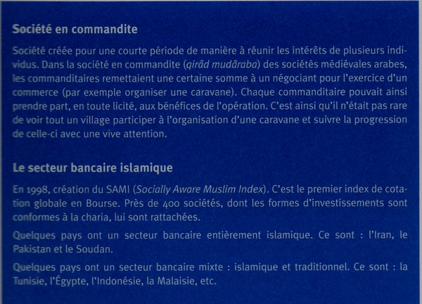 Comprendre l'islam, mots clès 22_03_10