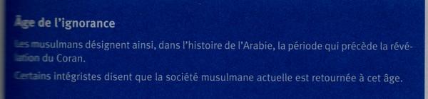 Comprendre l'islam, mots clès 413