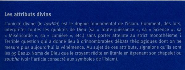 Comprendre l'islam, mots clès - Page 2 811