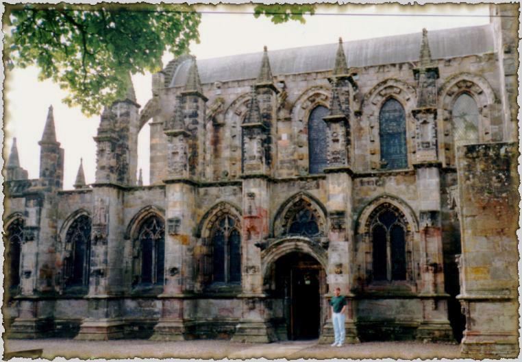 rosslyn - Roslyn Chapel - Edimbourg - Ecosse Roslyn10