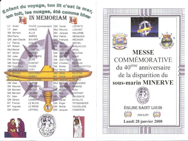 MINERVE (SM)  - TOME 1 - Page 5 Numeri10