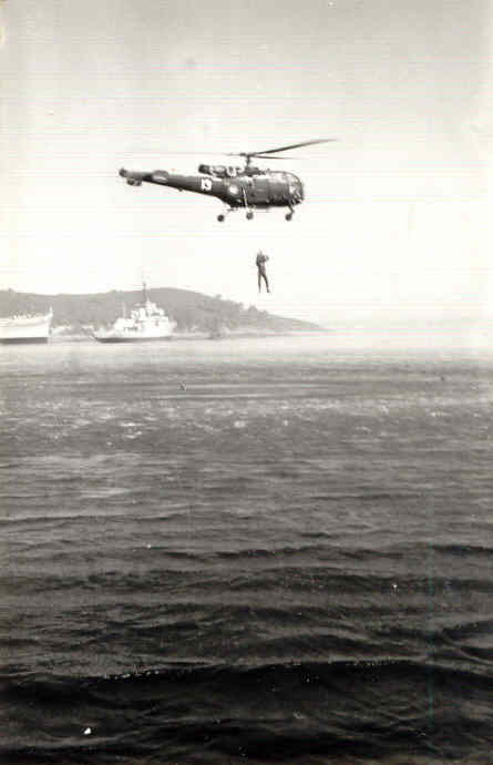 [Aéronavale divers] Alouette 3 - Page 2 Alouet10