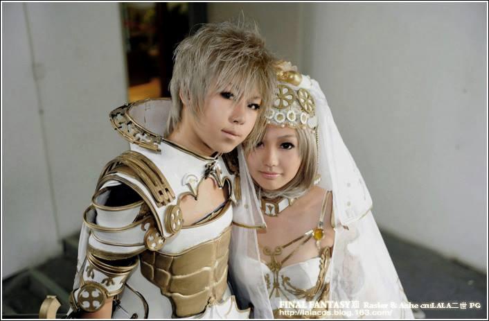 Cosplay Final Fantasy 10120210