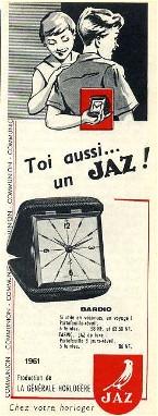 """"""" La boîte à JAZ """" Jz196110"""
