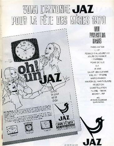 """"""" La boîte à JAZ """" Jz197010"""