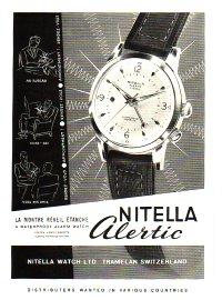 """Montres réveils """"Bracelets"""" liste non exhaustive Nitell10"""