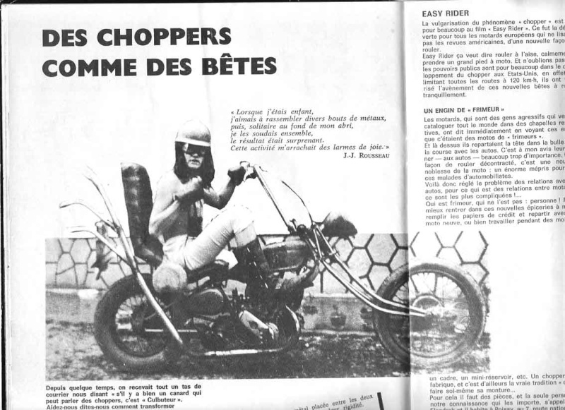 remember when sex was safe and motorcycles were dangerous ! Culbut10