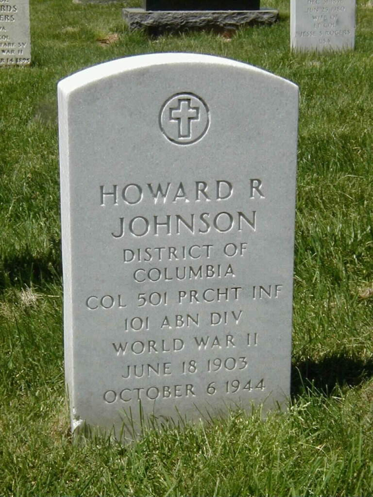 "La mort de Howard R ""jumpy"" ""Skeets"" Johnson Johnso11"