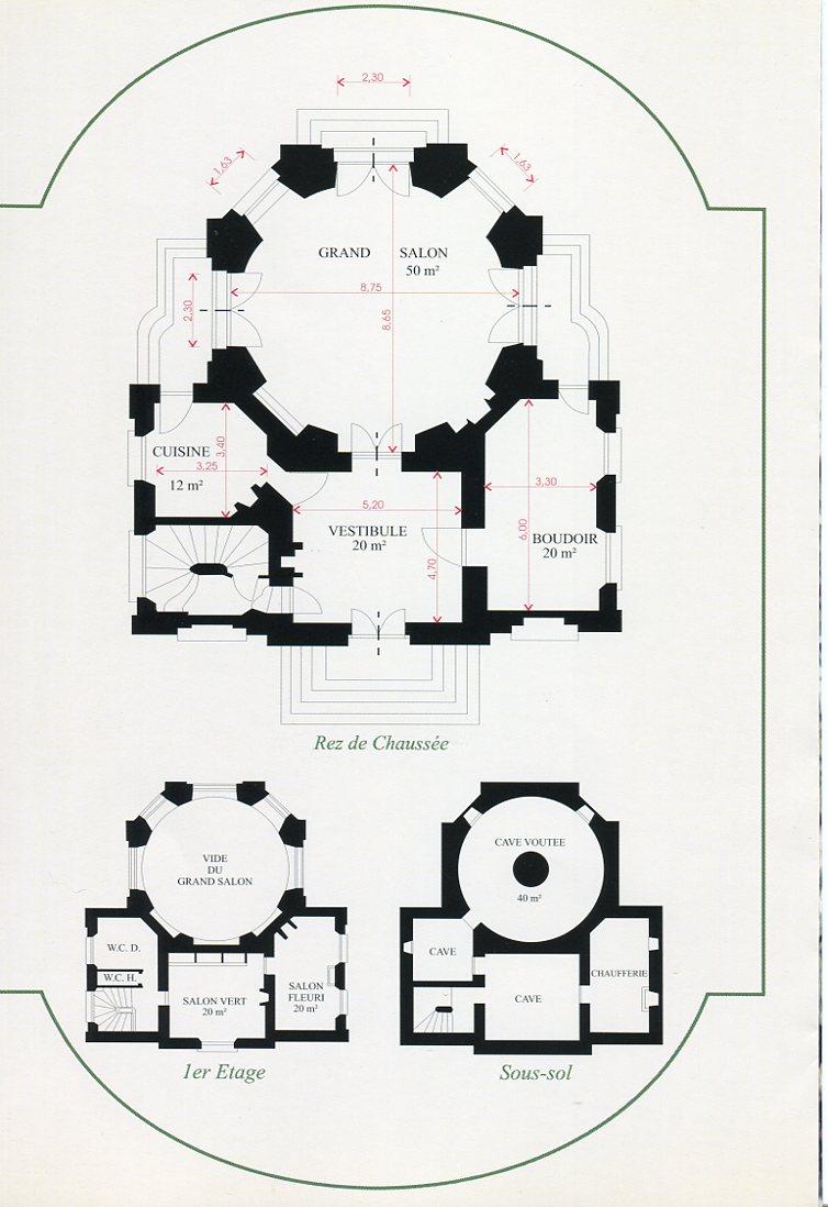 Les pavillons de chasse de Louis XV - Page 2 Img51810