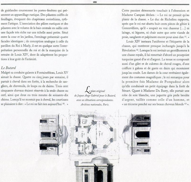 Les pavillons de chasse de Louis XV - Page 2 Img51910