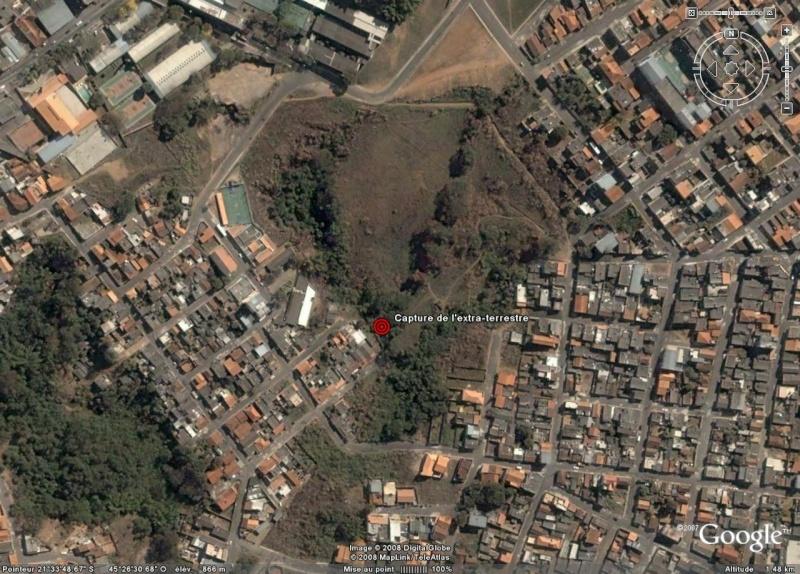 Extra-Terrestre, Varginha - Brésil Captur10