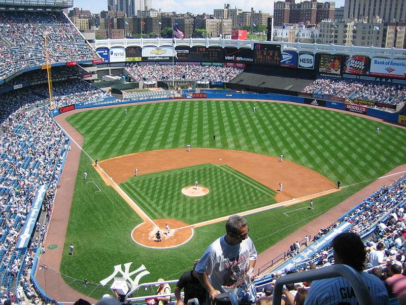 Baseball : terrains en tout genre - Page 2 Yankee11