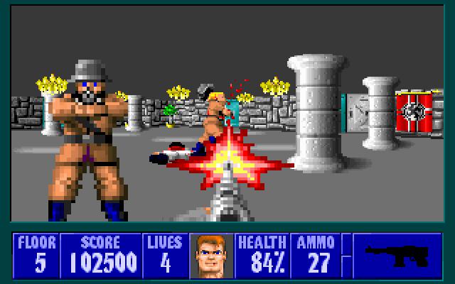 Wolfenstein 3D Wolf3d10