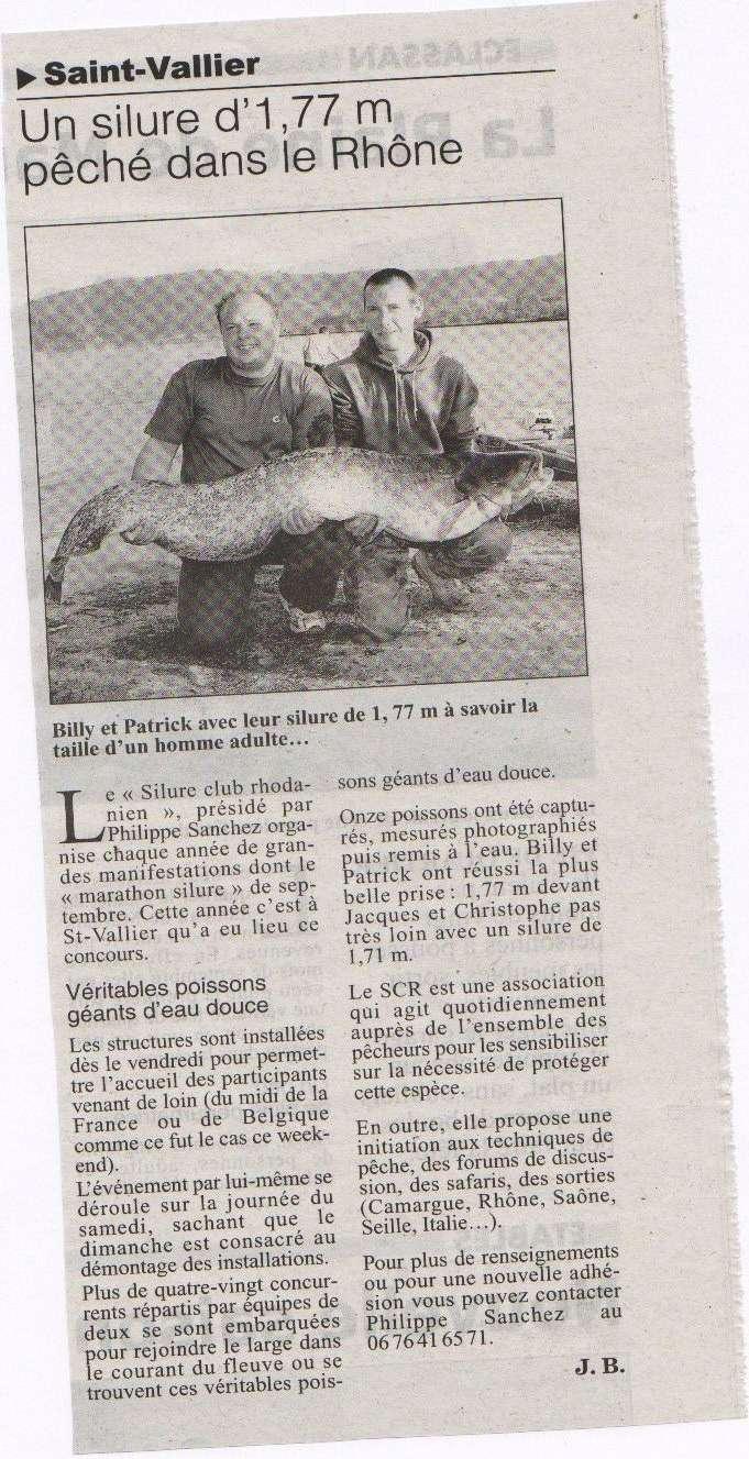 Marathon silure à St Vallier en septembre 2008 - Page 14 Marath10