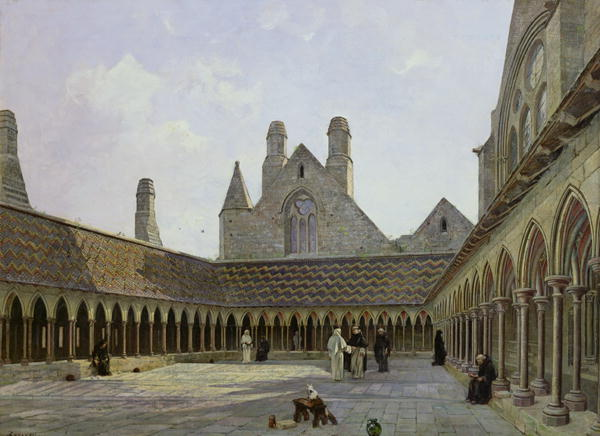 La Bretagne vue par les peintres 16958210