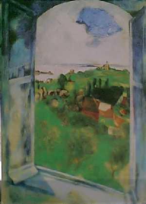 La Bretagne vue par les peintres Chagal10
