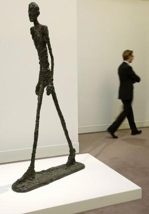 Alberto Giacometti L-homm10