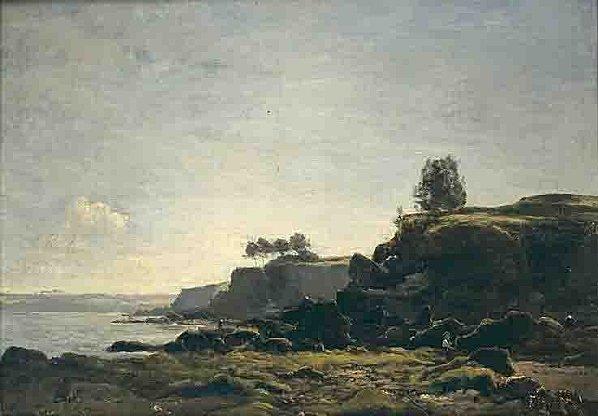 La Bretagne vue par les peintres Lansye11