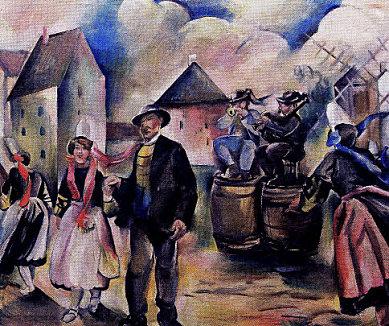 La Bretagne vue par les peintres Peintr10