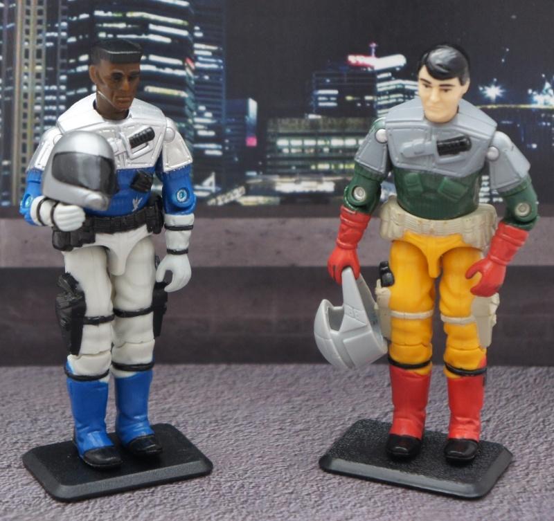 Gi-Joe - Sky Patrol: La patrouille d'argent (Hasbro) 1990 Joe_st11