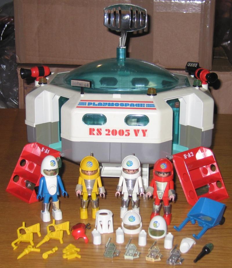 Playmobil thème Espace - Playmo Space - Playmospace Playmo15