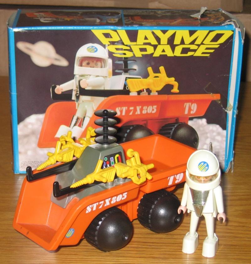 Playmobil thème Espace - Playmo Space - Playmospace Playmo16