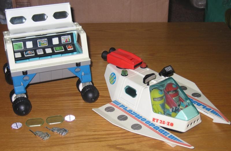 Playmobil thème Espace - Playmo Space - Playmospace Playmo17
