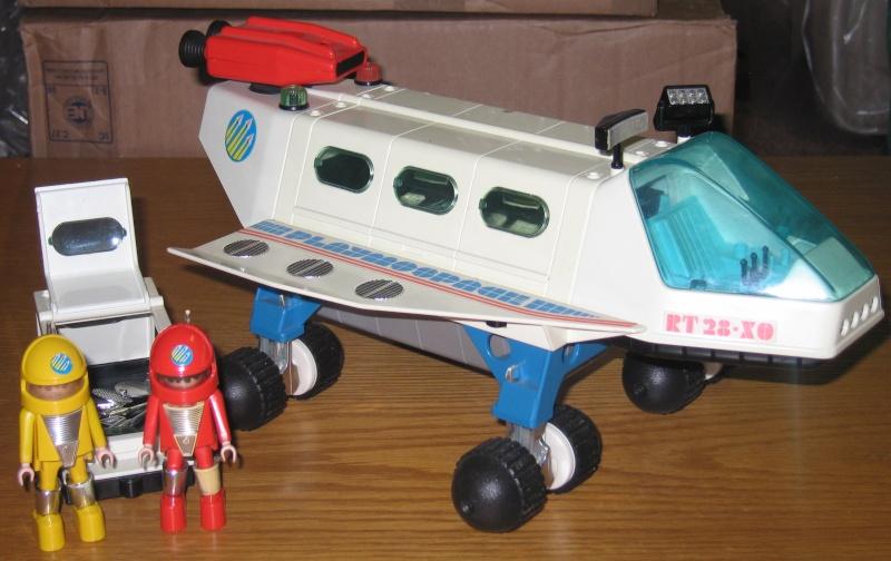 Playmobil thème Espace - Playmo Space - Playmospace Playmo18