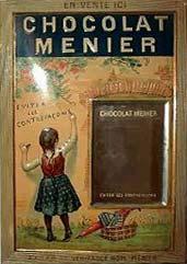 Saga chocolat Menier. Menier10