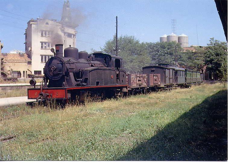 El tren d'Olot-Girona Fcog0010