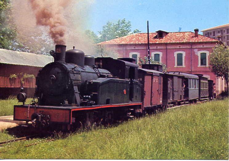 El tren d'Olot-Girona Fcog0011