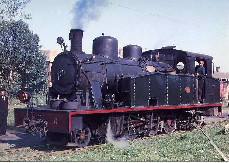 El tren d'Olot-Girona Fcog0012