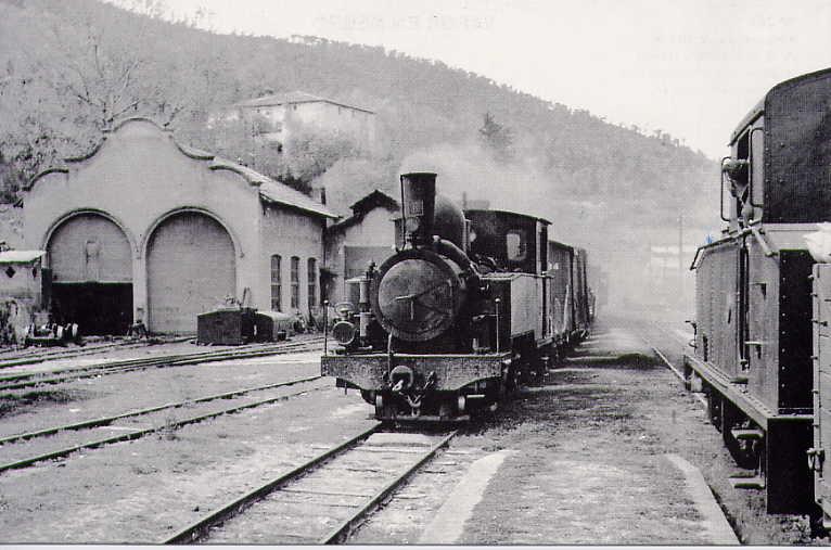 El tren d'Olot-Girona Fcog0013