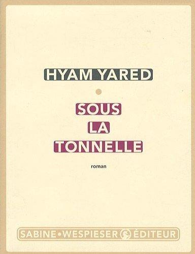 [Yared Hyam] Sous la tonnelle Couv11