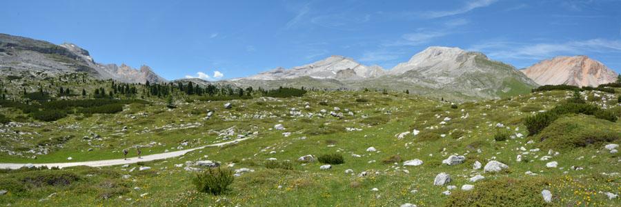Virée dans les Alpes italiennes, du Piémont aux Dolomites Panora27