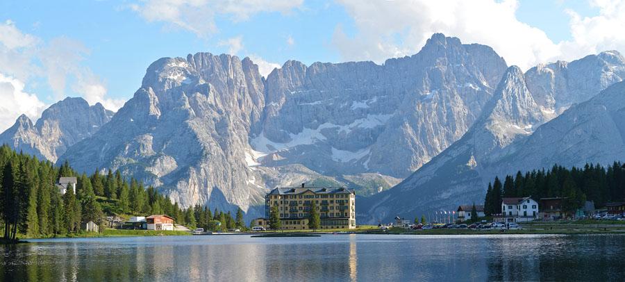 Virée dans les Alpes italiennes, du Piémont aux Dolomites Panora28