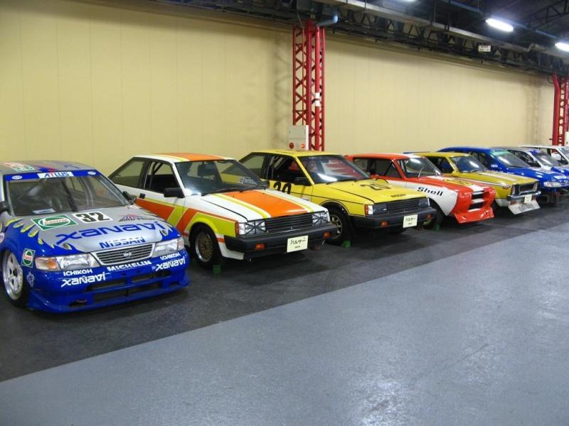 Zama - Musée Nissan - Cherry10
