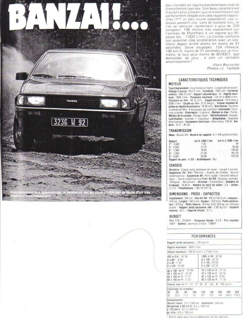 Corolla GT - AE86 - Descriptions, articles & photos... Coroll11